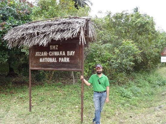 jozani forest tour3
